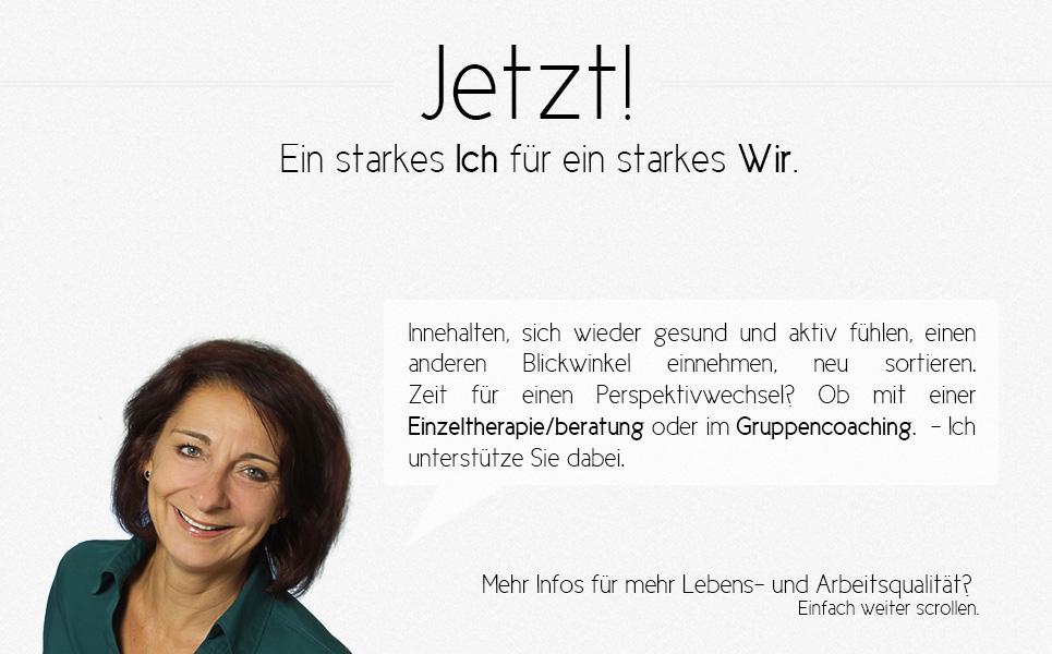 Ute Maiwald - Heilpraktiker Psychotherapie Westerstede - Willkommensgruss